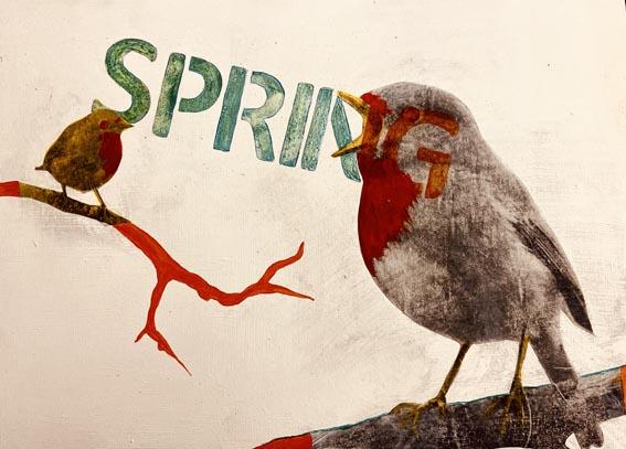 Spring – Spring!