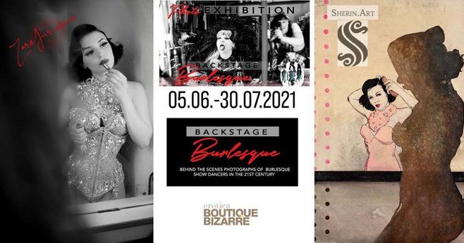 Backstage Burlesque